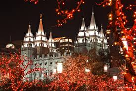 Temple Square - Salt Lake's Most Visited Attraction
