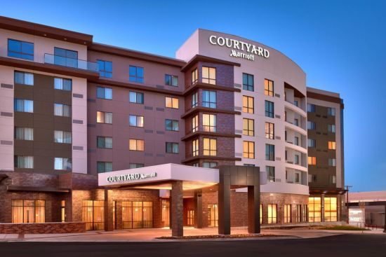 Courtyard By Marriott, Downtown Salt Lake City