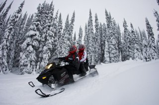 Park City Utah Snowmobile Rentals