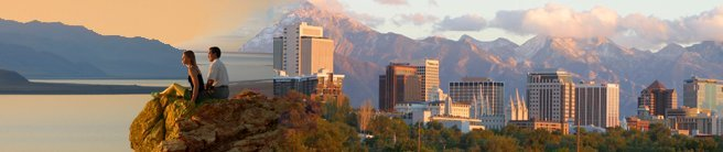 Salt Lake's Wireless Internet Hot Spots
